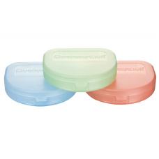 Реминерализирующие средства и аксессуары - Pocket Tray Case- контейнеры для капп Ultradent (20 контейнеров разного цвета)