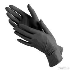 Перчатки Safe&Care нитриловые черные (100 шт) 111779