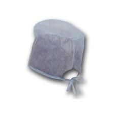 Одноразовые расходные материалы - Шапочка Колпак на завязках