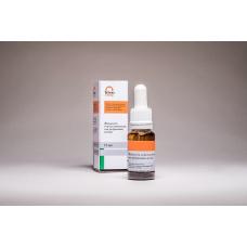 Жидкость гемостатическая для ретракции десны