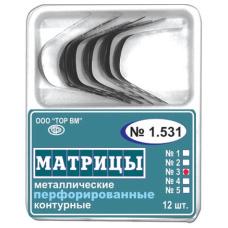 Матрицы металлические перфорированные