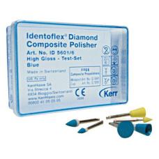 Стоматологические резинки Identoflex Идентофлекс