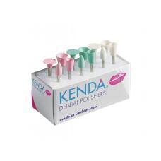 Полирование - Полировочные резинки KENDA Кенда